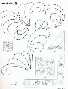 Additional Images of 501 Quilting Motifs by Editors of Quiltmaker Magazine - ConnectingThreads.com