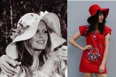 1970s Floppy Hats
