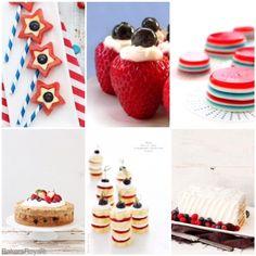 holiday, desserts, food blogs, baker royal, 4th of july, juli dessert, juli recip