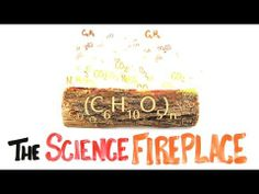 The YouTube Science Fireplace