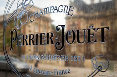 Champagne Perrier Jouet-- Epernay, France