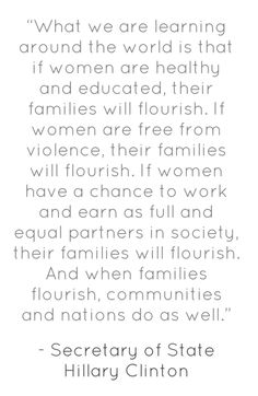 #quote - Hillary Clinton