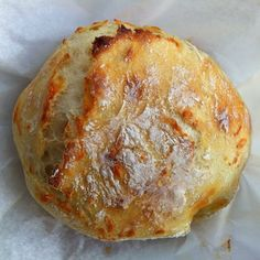 No-Knead Bread Recipe...give it a whirl with gf flour or mix (Pamela's or King Arthur gf bread mix)