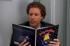 """Francisco! ooo! That's fun to say! Francisco, francisco...""  #elf"