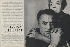 Haute Cuisine: Federico Fellini's Recipes from the Pages of Vogue – Vogue