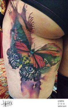 Lianne Moule - Lace Butterflytattrx.com/artists/lianne-moule