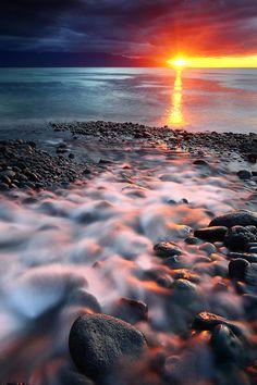 Husavik, Iceland by photographer James Appleton