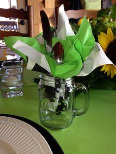 Mason Jar Party Idea!