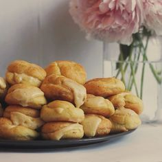 Pâte à Choux (Cream Puffs) with Crème Saint Honoré #recipe #cooking #yummy #delicious #baking #yum #recipes #picoftheday #dessert #instagood #foodporn #foodie #nomnom #yum #dessert #love #instagood #yummy #homemade #amazing #sweet #food #foodstyling #beautiful #foodphotography #love #photooftheday