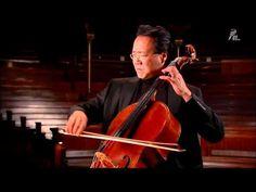 Bach Cello Suite No 2   Sarabande Yo Yo Ma