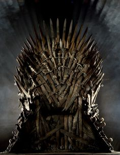 ►The Real Iron Throne