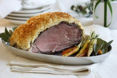 Idahoan Potato Crusted Rib Roast is a special dish for a special occasion and developed for us by a special lady, Chef Casey Thompson of Top...