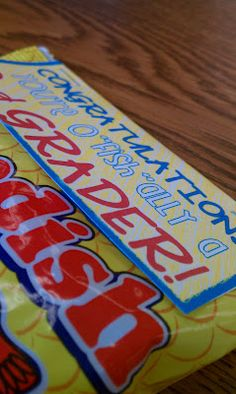 Classroom Freebies Too: End of Year Gift Tag