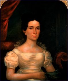 Letitia Christian Tyler First Lady 1841–1842 First wife of John Tyler