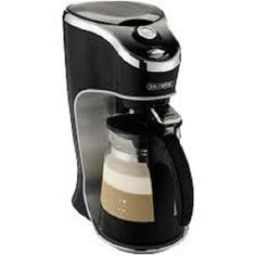 Mr. Coffee Cafe Latte Hot Chocolate Coffee No Barista Needed!  Easy to Use!