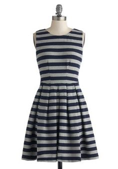 Wish Upon a Starboard Dress, #ModCloth