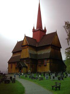 Norwegian Stove Church.