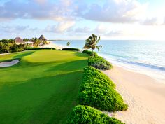 8 Shockingly Beautiful Golf Courses! #places #travel #lorisgolfshoppe Repinned by lorisgolfshoppe.com
