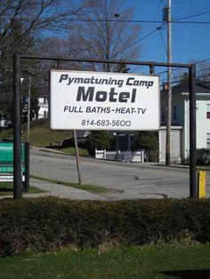 Pymatuning Camp Motel