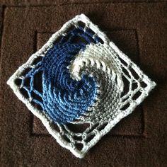 Ravelry: Swirling Spiral pattern by Margaret Hubert
