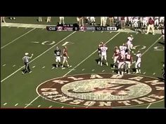 Alabama Football Spring Game Highlights 2012