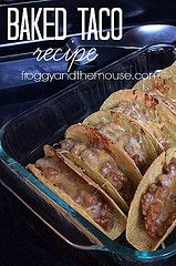baked_taco_recipe by Tottums, via Flickr