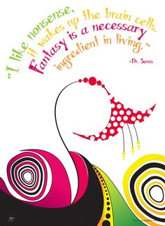 March quote #DrSuess #quotes #pink #inspiration