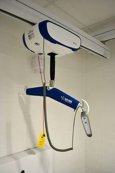 BHM Voyager Duo Hoist supplied and installed by the Dolphin Lifts Group