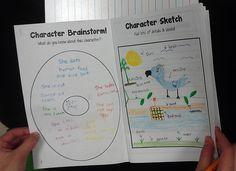 Teacher Trap: Reading Response Mini-Projects!