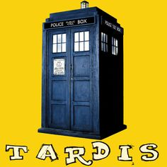 How to TARDIS from Doctor Who with easy step by step drawing tutorial