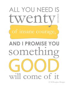 20 second, quotes, inspir, random pin, zoos, insan courag, bought, favorit quot, live