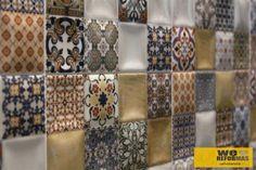 Revestimiento cerámico de la marca castellonense Mainzu Cerámicas... ...simplemente genial.  www.cefvalencia.es