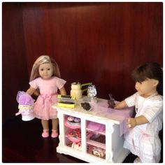 American Girl Kit's Candy Making Set