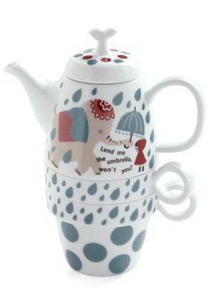 Adorable Teapot