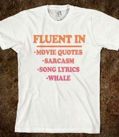 Fluent In (Shirt)