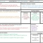 Teachers Pay Teachers  Common Core Lesson Plan Template