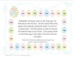 Classroom Freebies: Easter Freebies