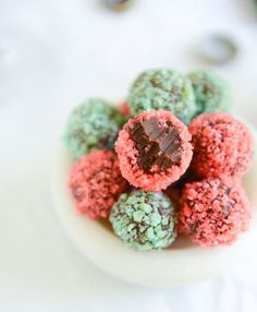 pop rocks truffles.