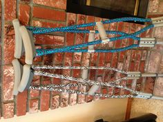 Crutches decorated with duct tape, would want to do this if I got some