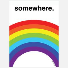 Somewhere Rainbow now featured on Fab.