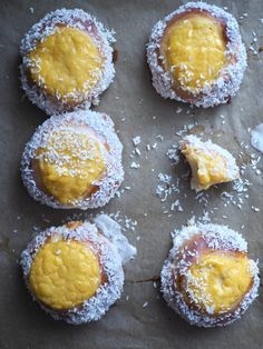 This homemade Norwegian skoleboller (sweet buns) recipe is nothing short of amazing. Soft, airy, & with just the right amount of cardamom, custard & coconut