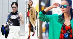 .Com Darling: Actress Jamie Chung Turns Fashion Blogger With 'What The Chung?'!