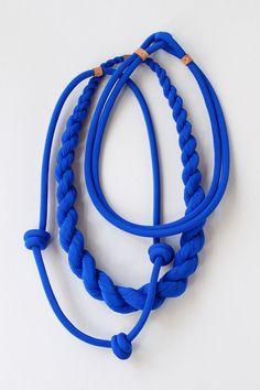 .... blue klein