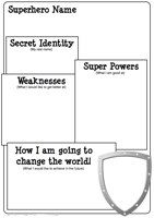 Download these superhero transition resources and use them when children are joining a new class, or when you are meeting them for the first time!