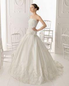 Aire Barcelona Bridal Gown Style - 177 Orla