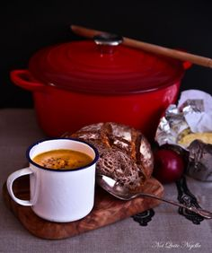 soups for winter - easy pumpkin soup