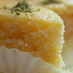 Coconut Semolina Cake - | Cakes and Layer Cakes | Pinterest