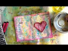 Art Journal Page -- Part 2 of 2