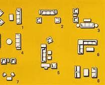 furniture arrangement, living room arrangements, living room layouts, small living rooms, small rooms, hous, small spaces, live room, living room furniture