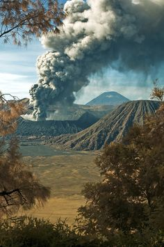 Mount Bromo, Java -| Indonesia
